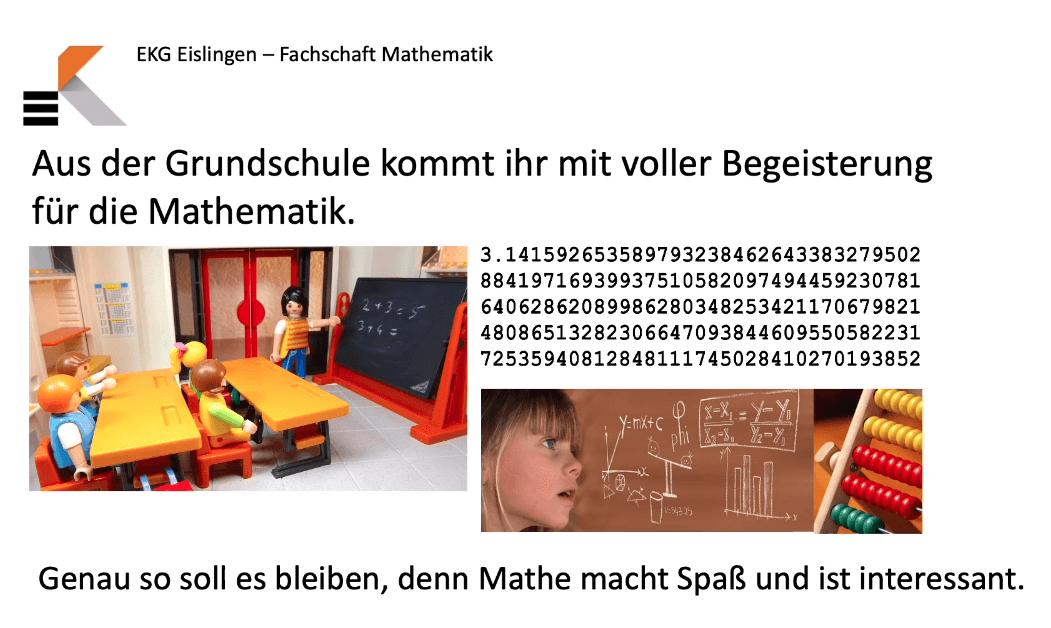 Mathematik Fachschaft